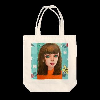 ishiの👩🏻 Tote bags