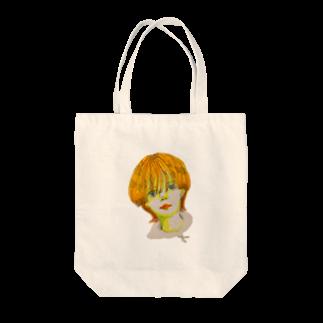 ishiの少年 Tote bags