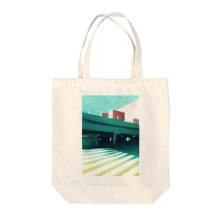 新橋 Tote bags
