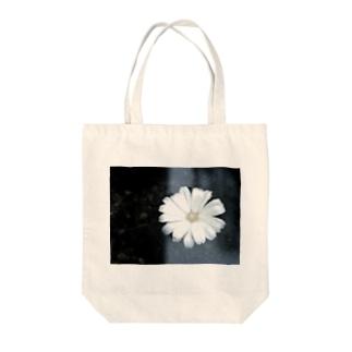 浮き花 Tote bags