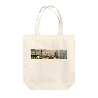apple store Tote bags