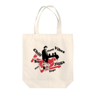 Back to 93' Dope ver.β Tote bags