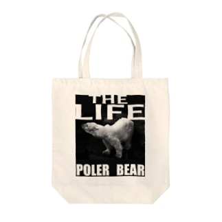 THE POLER Tote bags