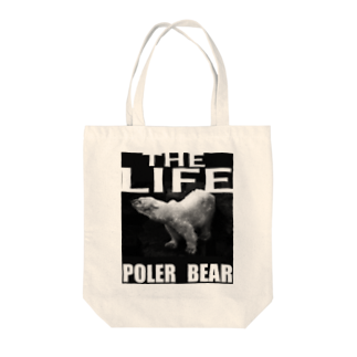 EARTH ODYSSEYのTHE POLER Tote bags