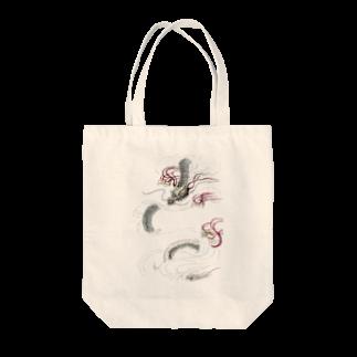 AnomaliA-Nachiの和風ドラゴン Japanese Dragon Tote bags