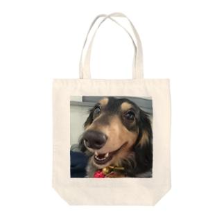 ベティ Tote bags