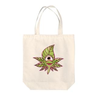 MJ - Sativa Tote bags