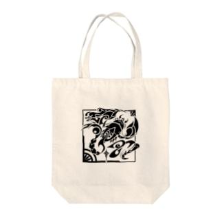 天蠍宮 Tote bags