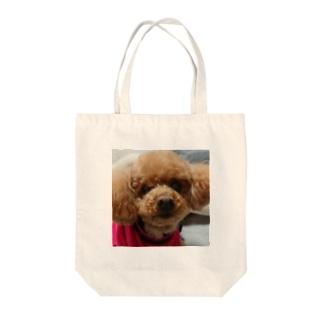 ちゃこ Tote bags