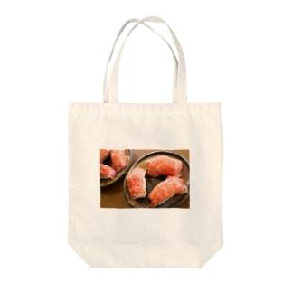 飛騨牛 Tote bags