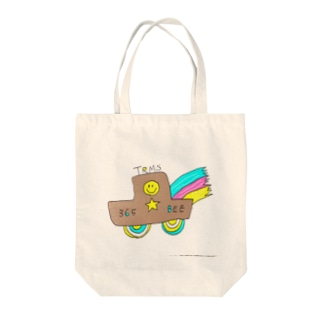 gogo TRMS Tote bags