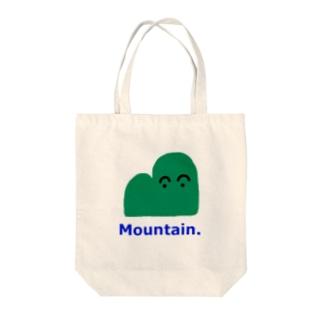 山の妖精   山ちゃん Tote bags
