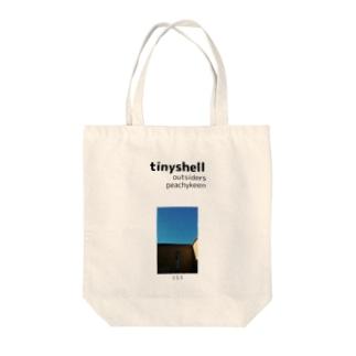tinyshell Tote bags
