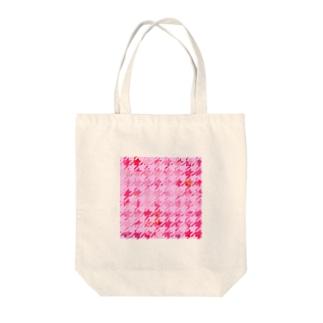 千鳥お花 Tote bags