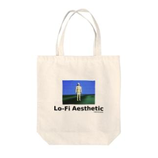 Lo-Fi  Aesthetic  Tote Bag