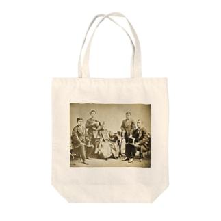 岩倉使節団 Tote bags