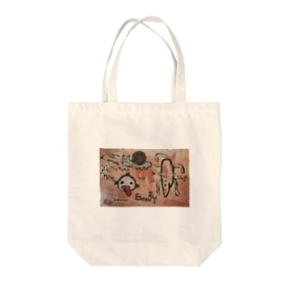 Smile Baby♡ Tote bags