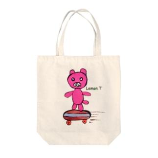 Lemon T ♡ Tote bags