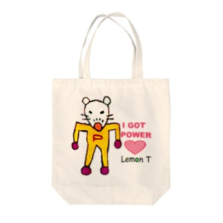 I GOT POWER ∞ Tote bags