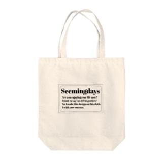 seemingdays Tote bags