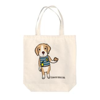 シューびー Tote bags