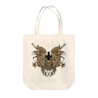 傀門-壱 Tote bags