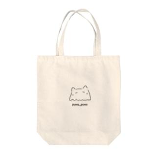 *ぷわぷわめんだこ* Tote bags