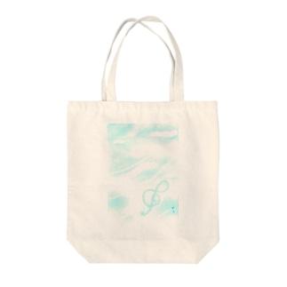 空の音色 Tote bags