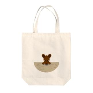 Baby Kangaroo Tote bags