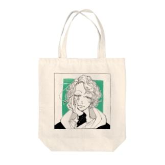 men3 Tote bags