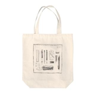 ペンケース Tote bags