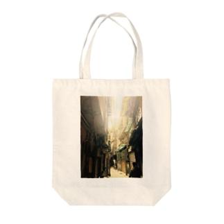 基隆の記憶 Tote bags