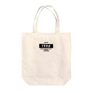 1998ロゴ Tote bags