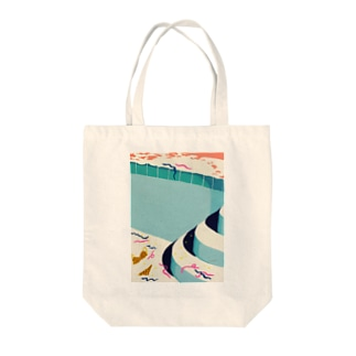 after a party Tote bags