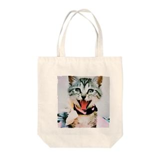 愛しの姫ちゃん Tote bags