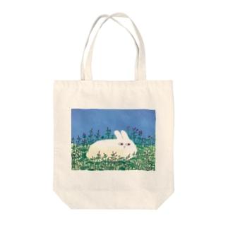 hotoke Tote bags