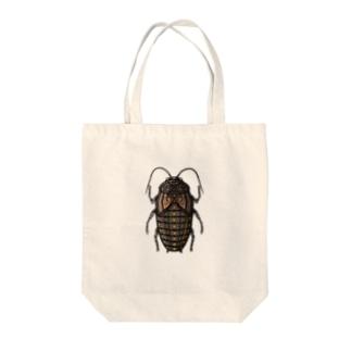 デュビアのオリジナルキャラクターグッズ Tote bags