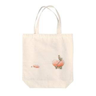 お届け物です。 Tote bags