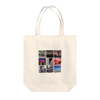 たび Tote bags