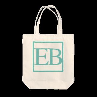 otokomaeの四角いEB Tote bags