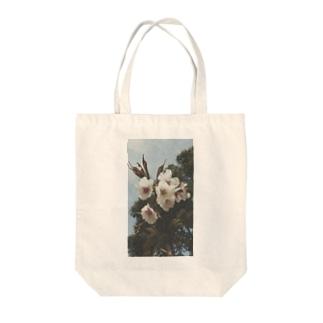 Sakura Tote bags