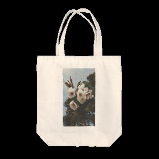カオナシの Sakura Tote bags