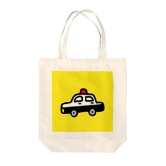 ぷーぷー Tote bags