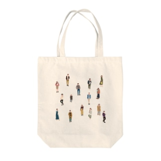 Many people Tote bags