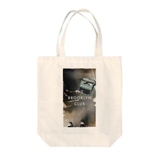 THE BROOKLYN CLUB from Portland Tote bags