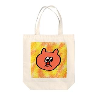 ぽりしー Tote bags