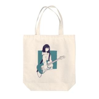 SASAKURE ツチヤサキ Tote bags