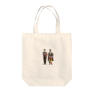 Classic gentleman Tote bags