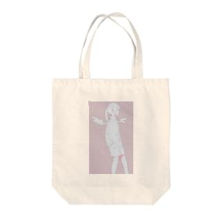ジャージの天使様 Tote bags