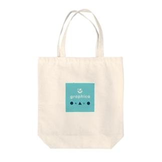 Graphica Square Tote bags